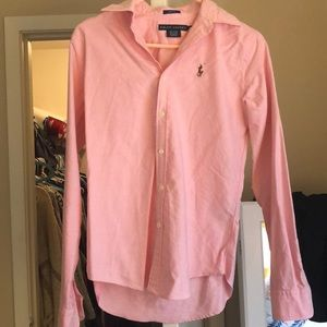 Ralph Lauren Slim Fit Women's Shirt